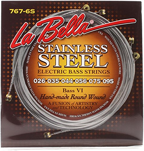 6 String Bass Tuning - 9
