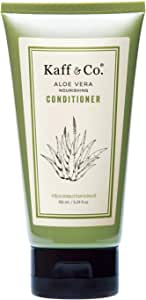 Aloe Vera Nourishing Conditioner - Repairs Damaged Hair | For All Hair Types | Safe for Sensitive Skin | Natural, No Perfume, No Paraben, No Silicone, No Mineral Oil
