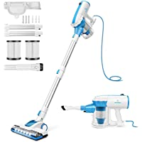 MOOSOO 4 in 1 Stick Vacuum 17000pa Powerful Suction D601 Deals