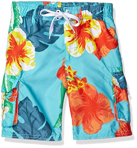 kanu-surf-little-boys-toddler-papagayo-floral-swim-trunk-aqua-2t