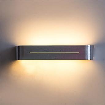 Firsthgus Lámpara de pared Moderno vintage industrial Apliques de Pared para la sala de estar Dormitorio Baño Cocina Comedor Led china Cabezal de cama Baño largo Baño Espejo Faros / 280X74X70Mm: Amazon.es: