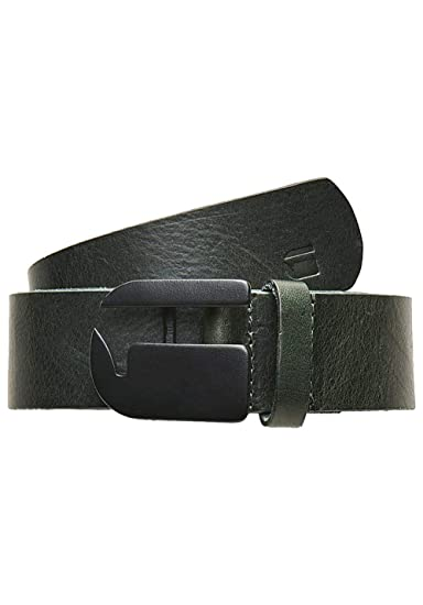 G-Star Rikku Logo Pin Creta Leather Green Belt at Amazon Men s Clothing  store  bbf4d93afe6