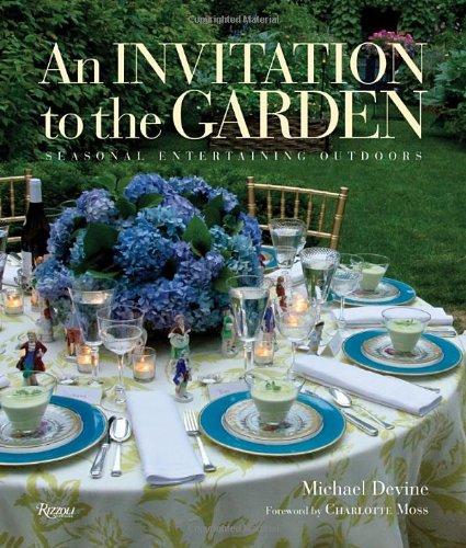An Invitation to the Garden: Seasonal Entertaining Outdoors (Furniture Burlington Ma)