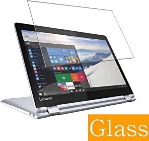 "Synvy Tempered Glass Screen Protector for Lenovo Yoga 710 11.6"" Visible Area Protective Screen Film Protectors 9H Anti-Scratch Bubble Free"