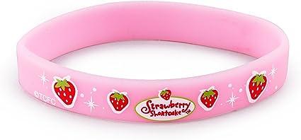 Favors 4ct Strawberry Shortcake Wristbands Bracelets