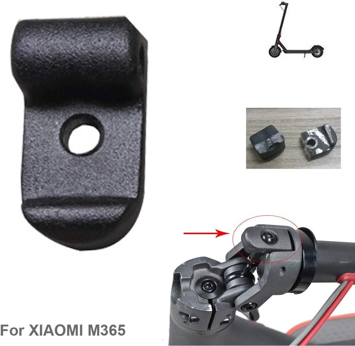 Flycoo bisagra Gancho Hebilla de la Cerradura de la Aleta Plegable Conjunto de Bucle para XIAOMI M365 electrónico Vespa Piezas de Repuesto Parte accesoria