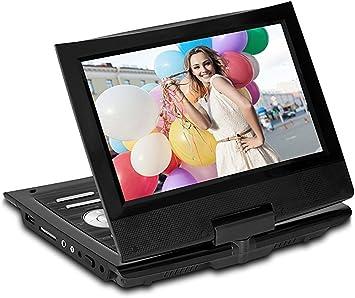 Reproductor de DVD Portátil para el Coche y los Niños -9