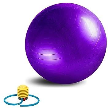 Pelota profesional de yoga 65 cm irrot pelota de ejercicio gruesa ...