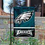 Philadelphia Eagles Double Sided Garden Flag