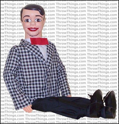 Danny O'Day Standard Upgrade Ventriloquist Dummy]()