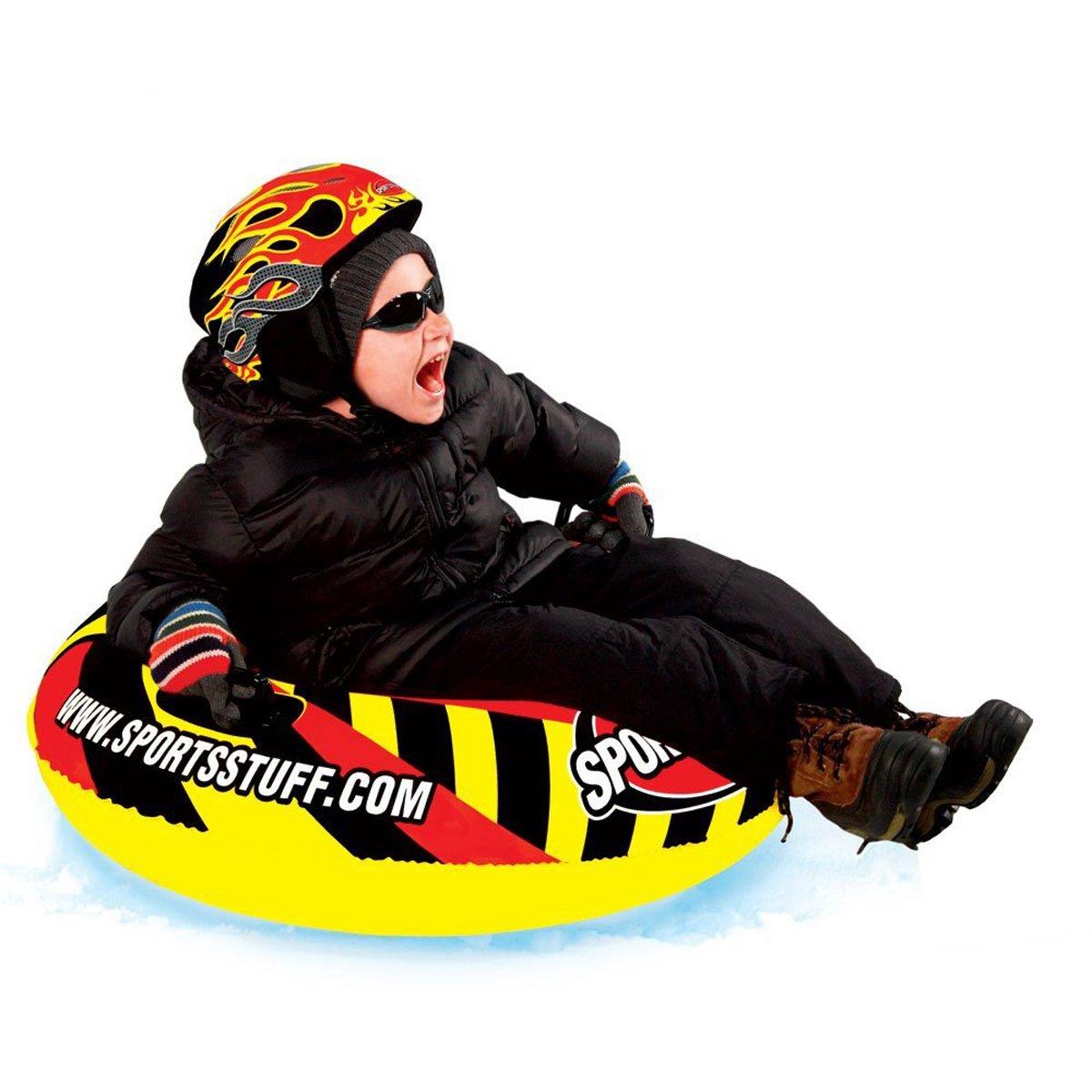 SportsStuff Rally 1 Person Snow Tube KWIK