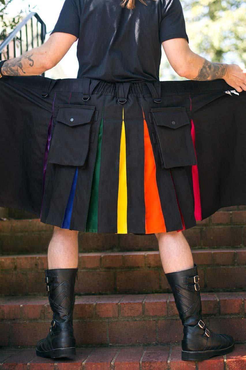 Versatta Pride Hybrid Kilt (X-Large)