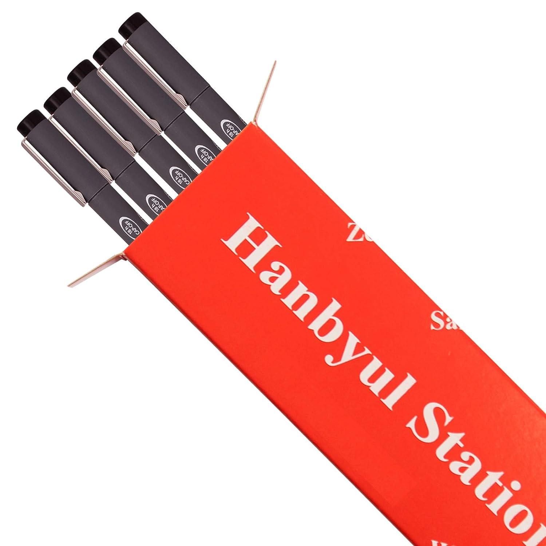 dokumentenecht Staedtler Pigment Liner 308-0,8 mm 308-08 schwarz