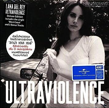 Lana Del Rey Ultraviolence Deluxe Edition