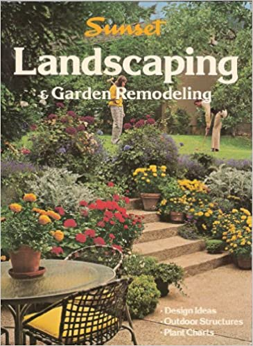 Spanische Bücher kostenlos herunterladen Sunset Landscaping and Garden Remodeling, colorful design ideas, plant charts PDB 0376034564