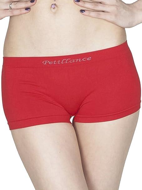 Mujer Novedad Estampado Manos Boxer Shorts De Niños Ropa Interior talla Ch M G EG - Rojo, Large X-Long: Amazon.es: Ropa y accesorios