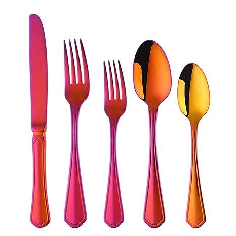 19 x 26.3 x 4.1 cm Stainless Steel George Jensen Cutlery Set
