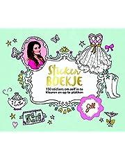 Jill stickerboekje: 150 stickers om zelf in te kleuren en op te plakken