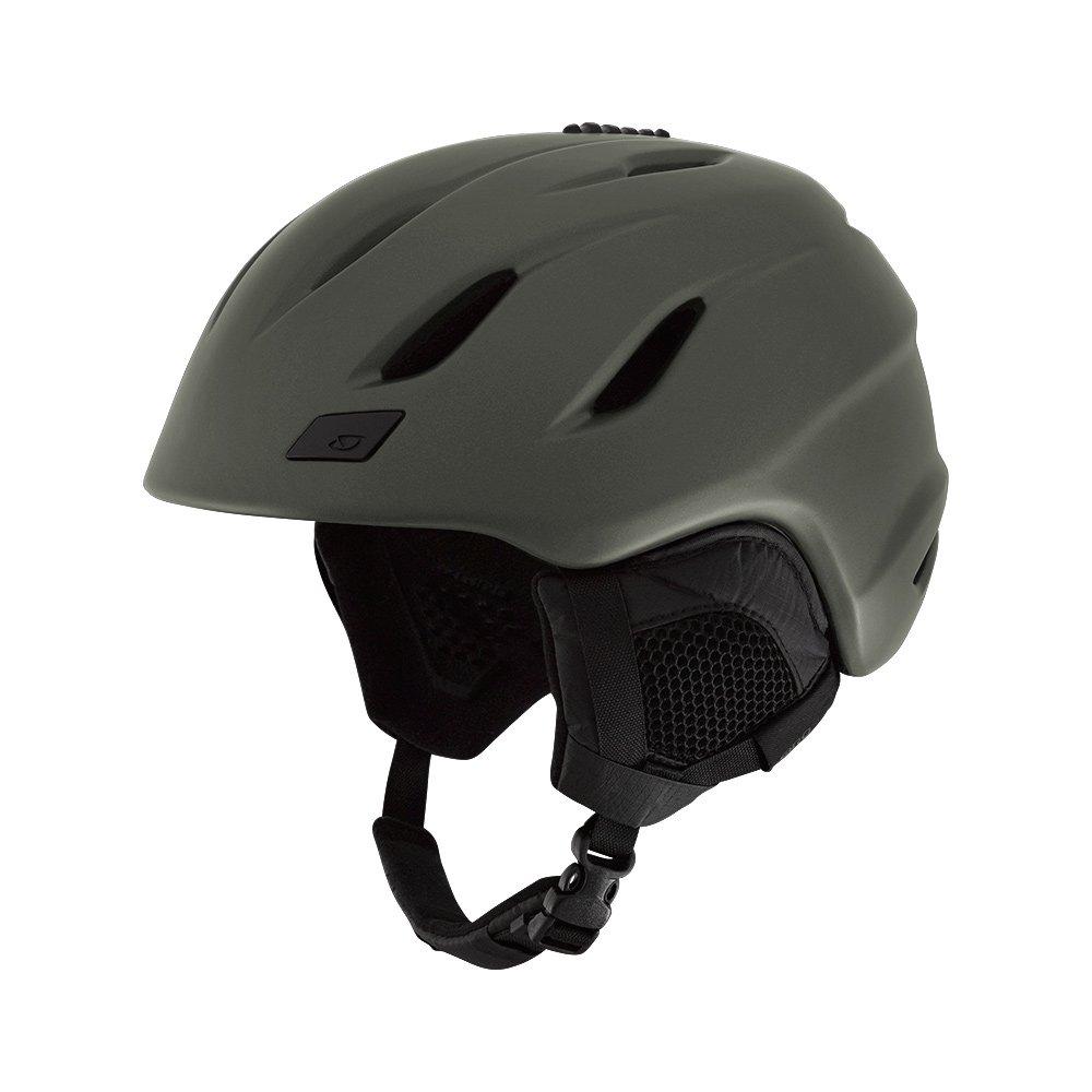 Giro Timberwolf Winter Fahrrad Helm Oliv grün 2017