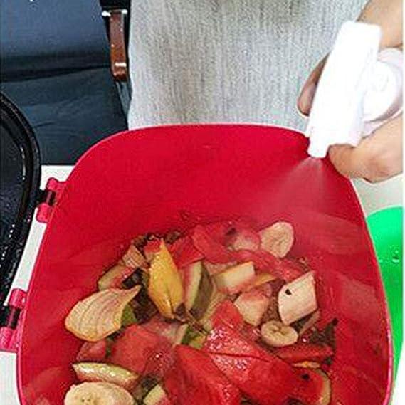 GYJ Compost Bin Kitchen, compostador de jardín Hecho de ...