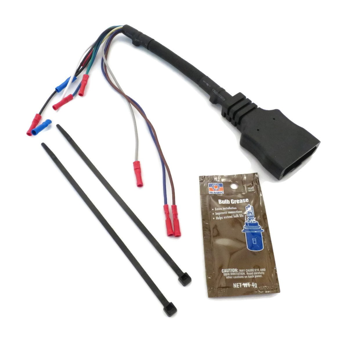 Amazon.com: Snow Plow Harness Repair Kit (9 Pin) 49317 Western 22335K Fisher  Snowplow Blade: Automotive