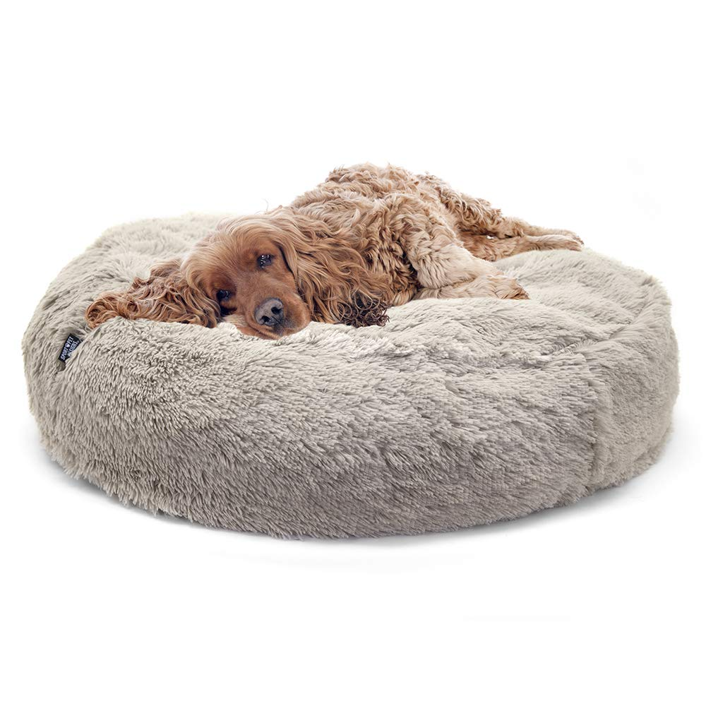 SportPet Designs Large Luxury Waterproof Pet Bed - Machine Washable Sofa Bed by SportPet Designs