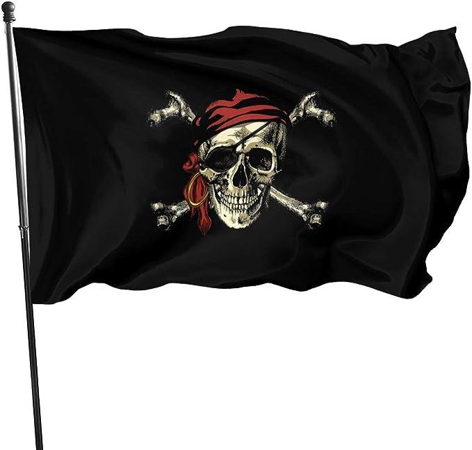 Acheter drapeau tete de mort online 13