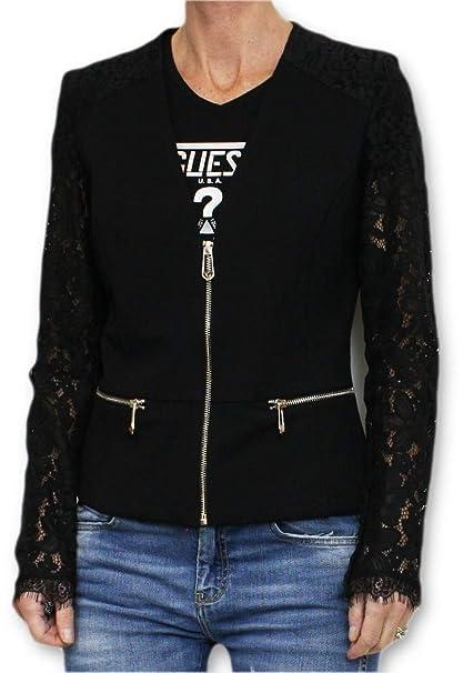 Ropa Y Guess Mujer Jacket Accesorios Amazon es Abrigo Kameko Para q0ZqOP 4add1832dd97
