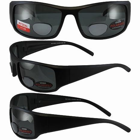 Bluewater Bifocal polarizadas 1 gafas de sol Negro Mate ...