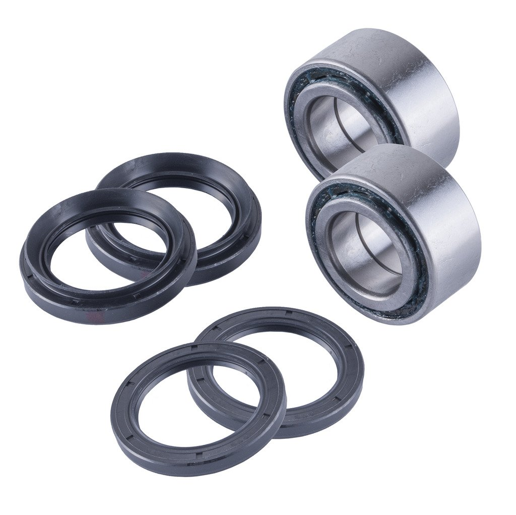 Arctic Cat 500 / 650 front wheel bearings & seals kit 1998 1999 2000 2001 2002 2003 2004 East Lake Axle