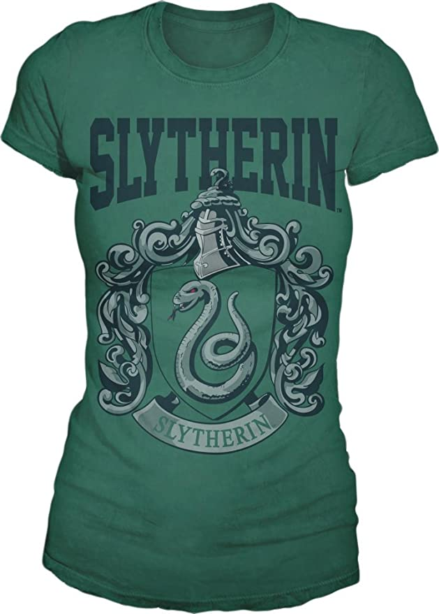 Harry Potter Junior Girl's Slytherin T-Shirt