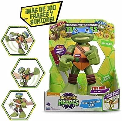 Tortugas Ninja 30 cm. Figura Leo Boxeador: Amazon.es ...