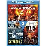 Supernova / Category 7: The End of the World / 10.5 Apocalypse [Blu-ray]