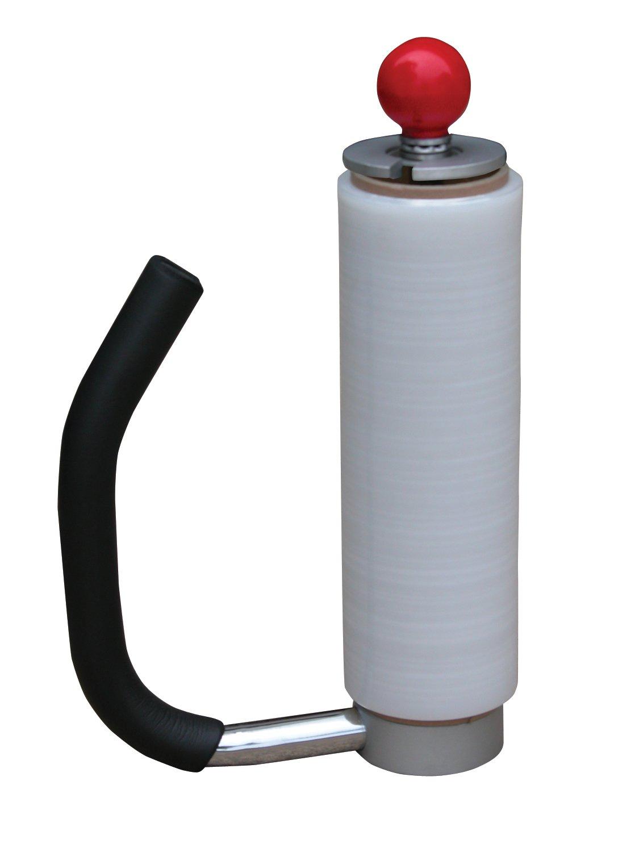 Vestil SW-HAND-R Round Hand Held Stretch Wrapper, 12''-20'' Roll Height by Vestil
