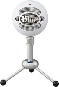 Blue Microphones Snowball Professional USB Condenser Microphone