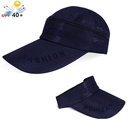 The Who Classic Mesh Adjustable Visor Hats Sunscreen Caps