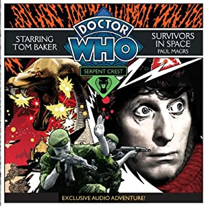 Doctor Who: Serpent Crest Part 5 - Survivors in Space Hörbuch