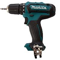 Makita DF331DZ Trapano con impugnatura a pistola Ioni di Litio 1100g Nero, Blu trapano senza fili