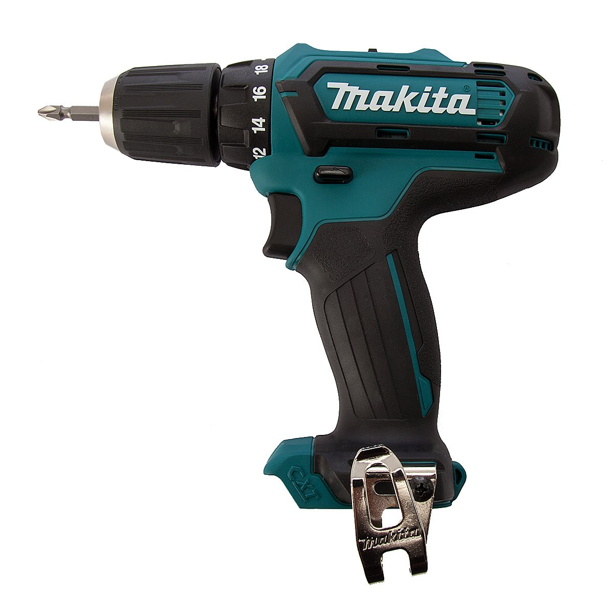 Makita DF331DZ Drill Driver, 10.8 V, Blue, Small