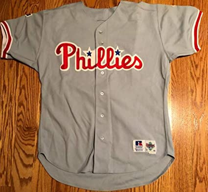 3ac5eccbf Mariano Duncan GAME USED 1993 World Series Philadelphia Phillies ...