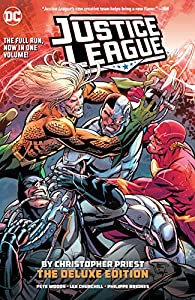 Justice League by Christopher Priest Deluxe Edition (Justice League (2016-2018))