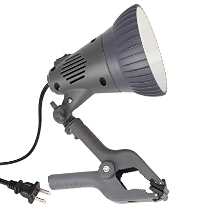 246026ef5eb TORCHSTAR ETL-listed 12W LED Clamp Work Lamp