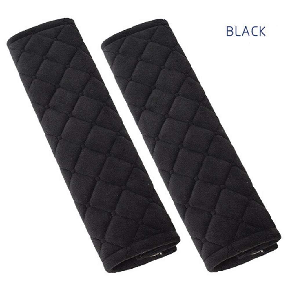 Flyes Soft Comfortable Seatbelt Pads Universal Seat Belt Shoulder Strap Covers Car Belt Protector