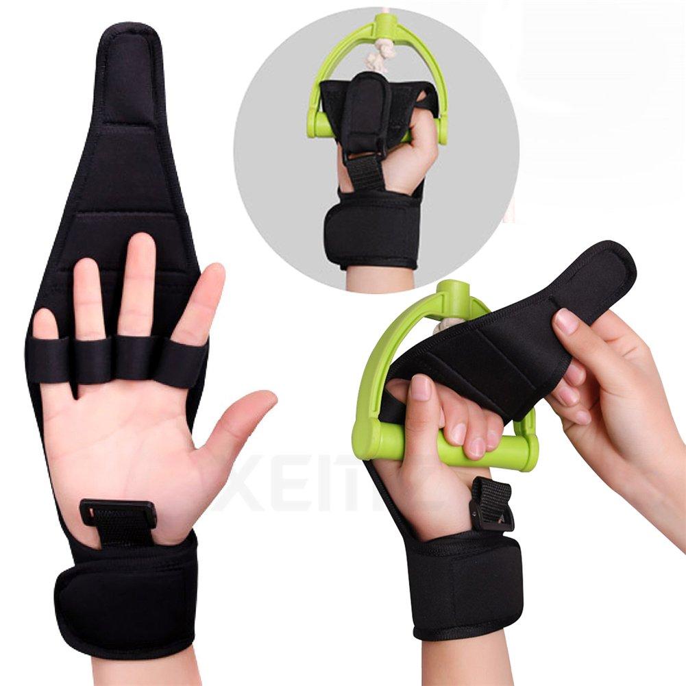 XEMZ Fingers Support Training Brace, Stroke Rehab Arthritis Gloves, Thumb  Wrist Injury Recovery Splint, Finger Separator Hand Orthotics Carpal  Tunnel, ...
