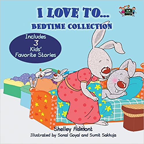 I Love to... Bedtime collection