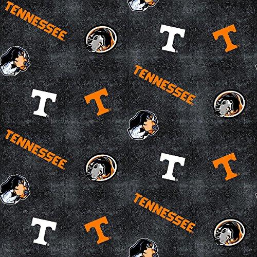 University Tennessee Fabric - 4