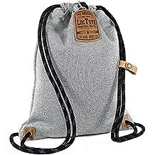 LOCTOTE Flak Sack II - World's Toughest Theft-Resistant Drawstring Backpack | Slash-Proof | Lockable | Portable Safe