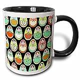 3dRose mug%5F58632%5F4%22Cute Russian Ma