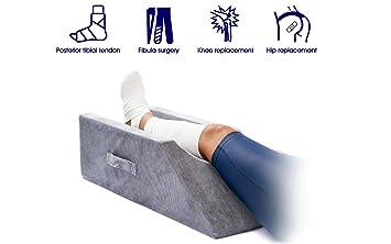 Amazon.com: Pata de espuma viscoelástica, rodilla, tobillo y ...