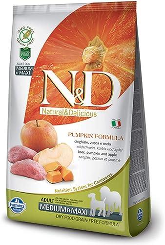 Farmina Natural Delicious Grain-Free Pumpkin